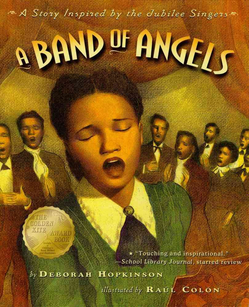 A Band of Angels By Hopkinson, Deborah/ Colon, Raul (ILT)
